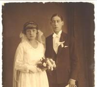 Zdjęcie ślubne Anny Łajming